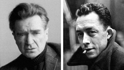 Cioran and Camus